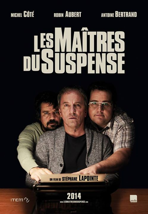 Les Maîtres du Suspense 2013